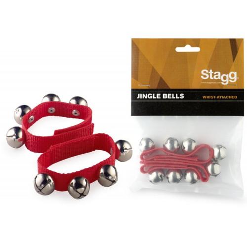 Stagg SWRB4 L RD riešų varpeliai