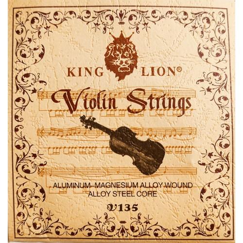 King Lion GA-V50 stygos smuikui