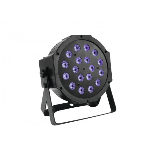 EUROLITE LED SLS-180 UV 18x1W Floor prožektorius