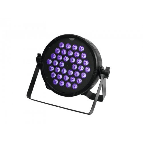 EUROLITE LED SLS-360 UV 36x1W Floor prožektorius
