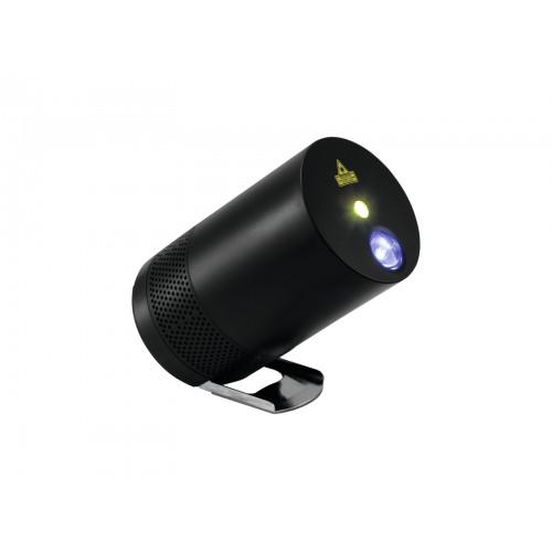 EUROLITE LightBeat 1 šviesos efektas su nešiojama kolonėle