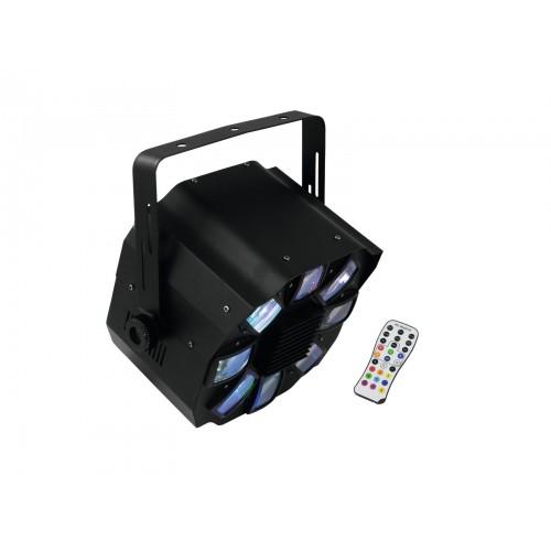 EUROLITE LED FE-700 Flower šviesos efektas