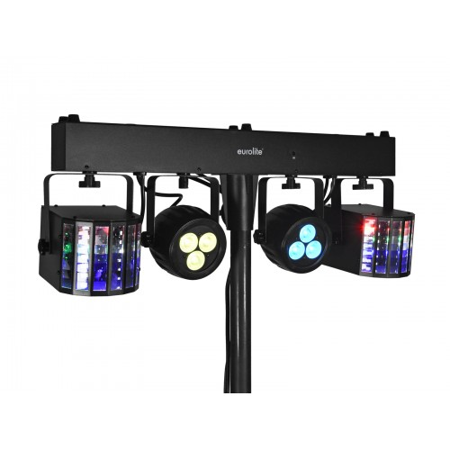 EUROLITE LED KLS-120 FX šviesos efektų rinkinys