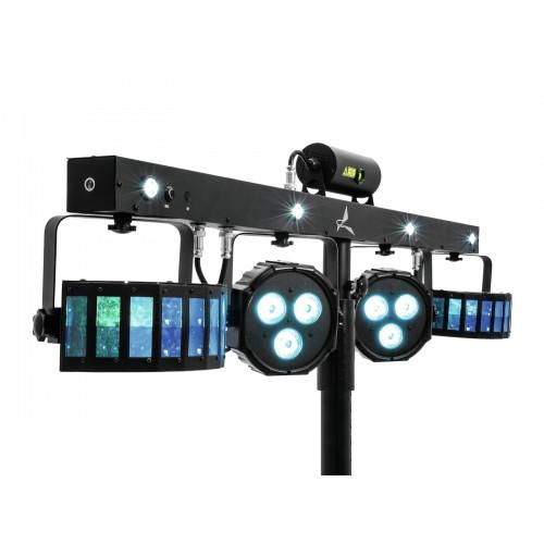EUROLITE LED KLS Laser Bar FX šviesos efektų rinkinys