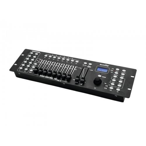EUROLITE DMX Scan Control 192 MK2 šviesos valdymo pultas